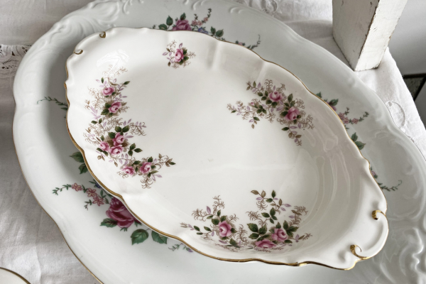Schaaltje , Royal Albert, Lavender Rose