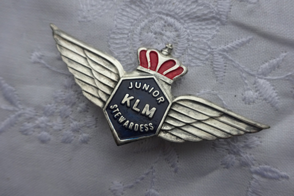 KLM Junior Stewardess Speld