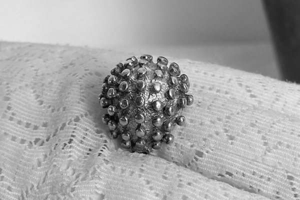 Vintage Design Zilveren Ring