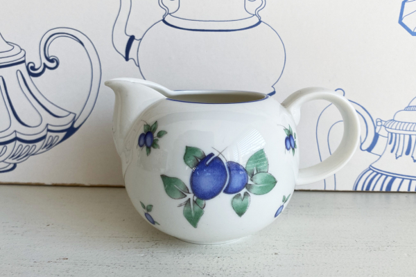 Doulton, Daily, Roomkannetje decor Blueberry