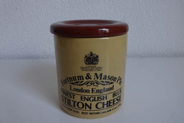 Fortnum & Mason Plc, Blue Stilton Cheese, London
